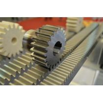 Custom metal high strength rack, cross pattern, twill