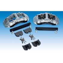 Custom brake calipers, ceramic calipers, multi piston calipers