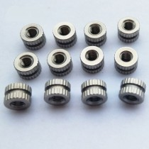 Custom mechanical nut, tooth mark nut, high strength nut