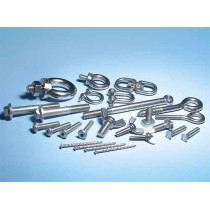 High strength stainless steel fastener