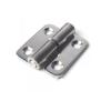Long life metal detachable hinge