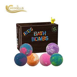 Weddells bombes de bain naturelles avec de l'huile essentielle