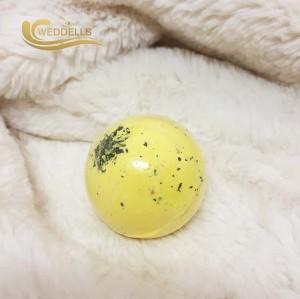 Set regalo Bomb Bomb Bath Fizzy Bath Essential Organic Organic Custom Custom