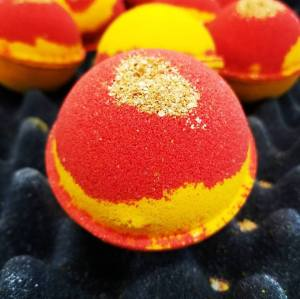 Custom Bath Frizzer Bath Bombs bathbombs
