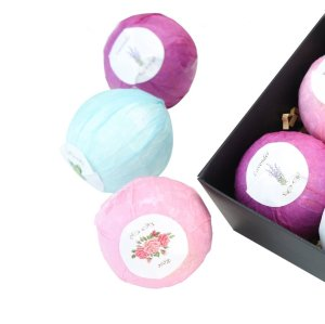 ODM Private Label great Gift Spa colorful bath bombs