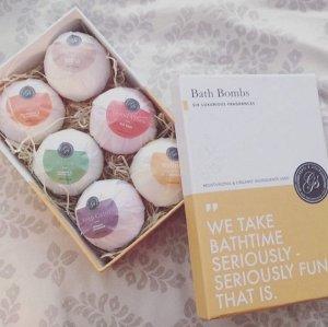 High essence oil  SPA bath fizzy/bombs whitening moisturizing romantic bath salt bubble