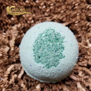 Private Label Hot Sale Gift Set Organic  Fizzy Bath Bombs