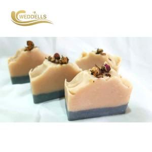 Natural organic plant oil bar handmade soap