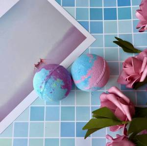 Hot selling  Handmade natural ingredients bath bombs