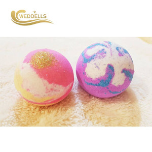 best Handmade natural ingredients bath bombs set