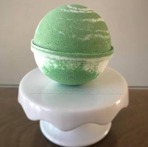 Handmade  Moisturizing  Fizzy Bath Bomb With Dried Petals Flowers Bath bombs