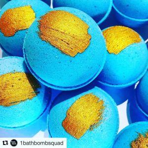 Hot selling Luxury Shea Butter Fizzy  Bath bombs