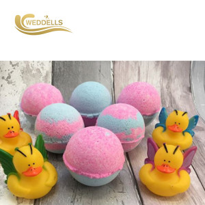 High quality  private label bath bombs gift sets for kids wholesale bath bombs gift sets
