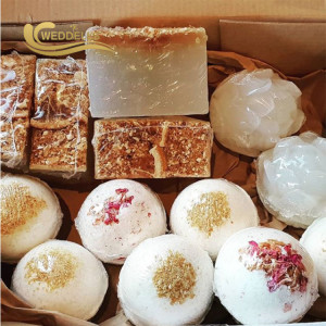 veganic wholesale bath bombs fizzy for Christmas gift