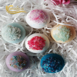 High quality natural bath bombs gift sets for kids wholesale bath bombs gift sets