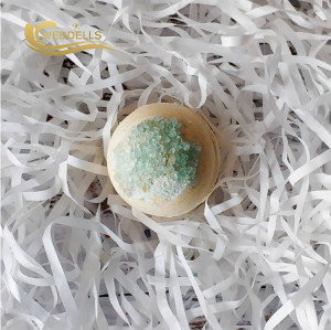 Best veganic wholesale bath bombs fizzy for Christmas gift