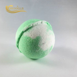 privat label wholesale bath fizzer organic bath bombs set