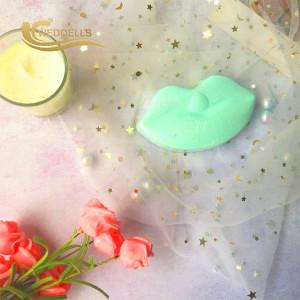 cheap natural  Essential Oil geode bath bombs gift set