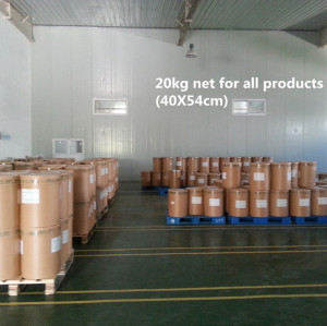 TNN Factory Supply Natamycin 50% Glucose CAS NO.7681-93-8