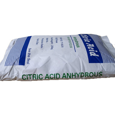 TNN equipements of production citric acid