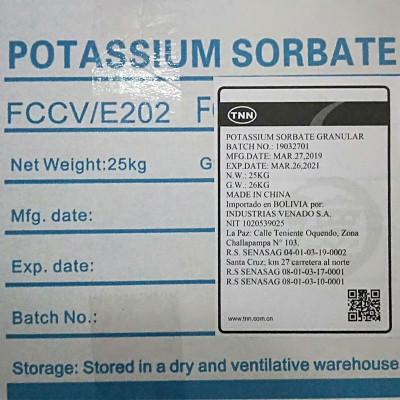 TNN Sorbic acid