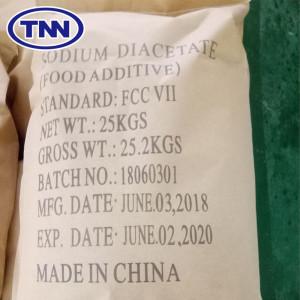 TNN Sodium Diacetate (SDA)  E262 preservative FDA healthy food additive used in bread and meat food