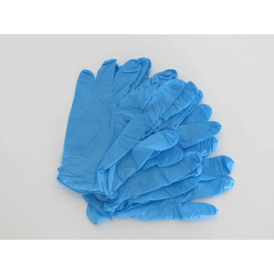 Powder Free Disposable Nitrile Gloves for Civilian Use (not medical)