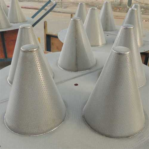 Sintered Wire Mesh Filter Cone