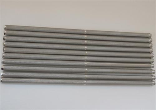 Sintered Stainless Steel Perforated Mesh Filter Element