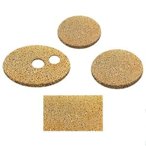 Sintered Bronze Powder Filter Medium