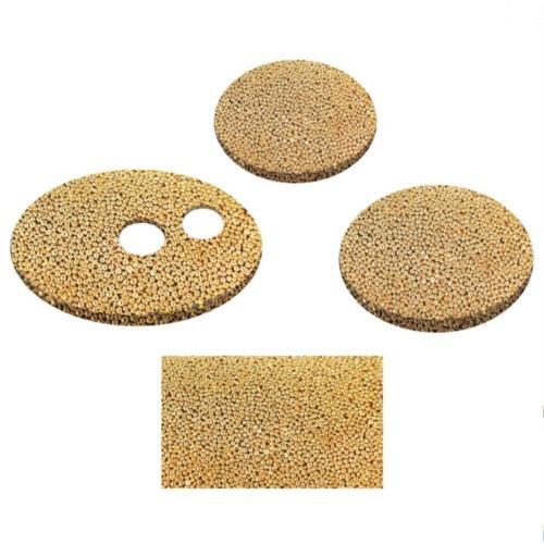 Sintered Bronze Powder Filter Medium