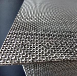 Multi-layer Sintered Woven Wire Mesh