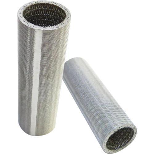 Sintered Stainless Steel Mesh Filter Tube