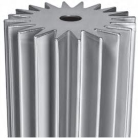 Pleated Stainless Steel Sintered Mesh Star Tray Filter Cartridge