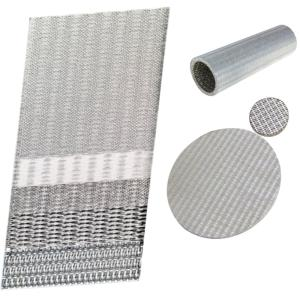 Standard 5-layer Sintered Woven Wire Mesh