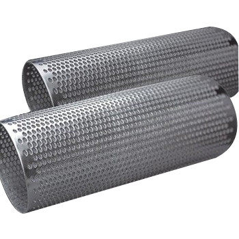 Stainless Steel Composite Mesh Tube For Protecting Valves Filter