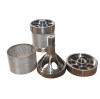 New products online——Stainless Steel Composite Mesh Tube For Protecting Valves Filter