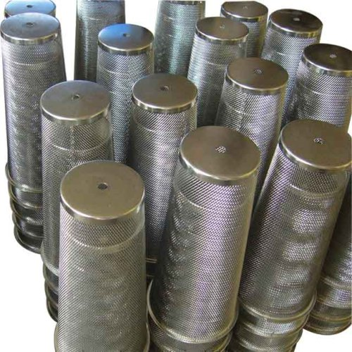 Single layer/multilayer Stainless Steel Cone Wire Mesh Strainer