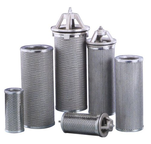 Double Structure Water Filter Basket