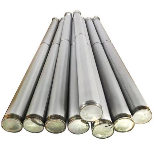Metal fiber filter bag used for Alumina Oxide industry