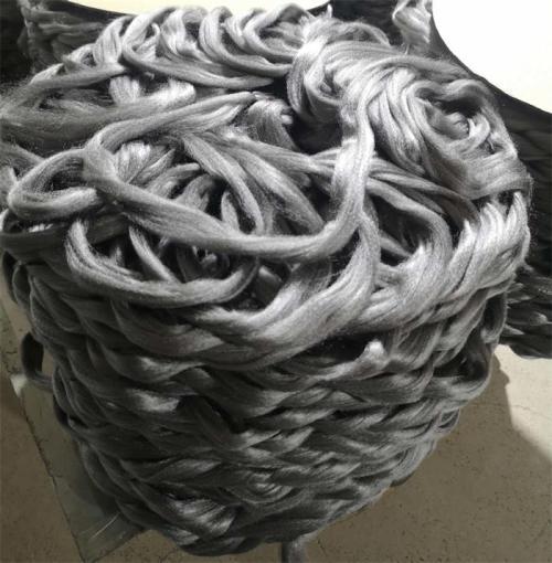 Stainless steel fiber