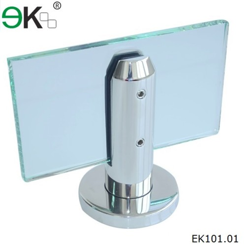 stainless steel swimming pool fence base plate glass spigot