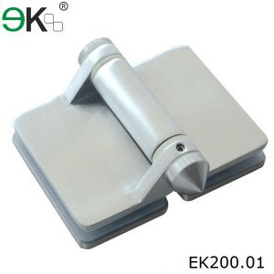 swimming pool self closing glass door hinge