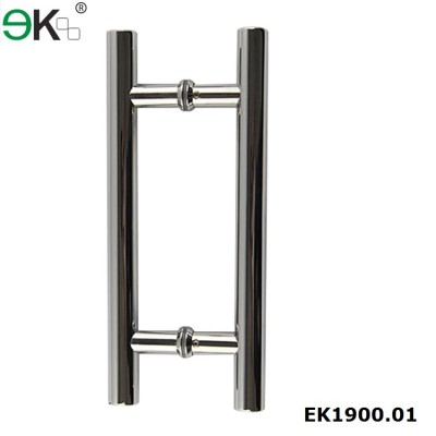 Stainless Steel Push-Pull Door Handle