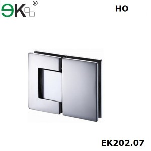 shower hinge glass to glass fixing 180 degree