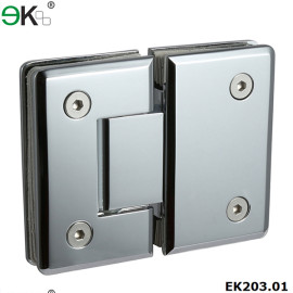 stainless steel glass gate shower hinge
