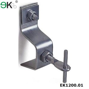 Stainless steel Z stone cladding bracket