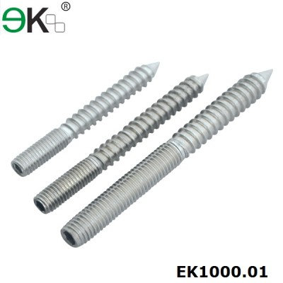 stainless steel lag self-tapping screw