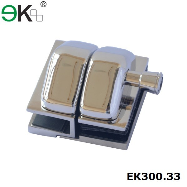 glass stainless steel 316 side pull magnetic latch