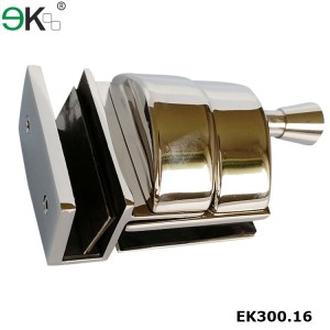 side pull stainless steel latch